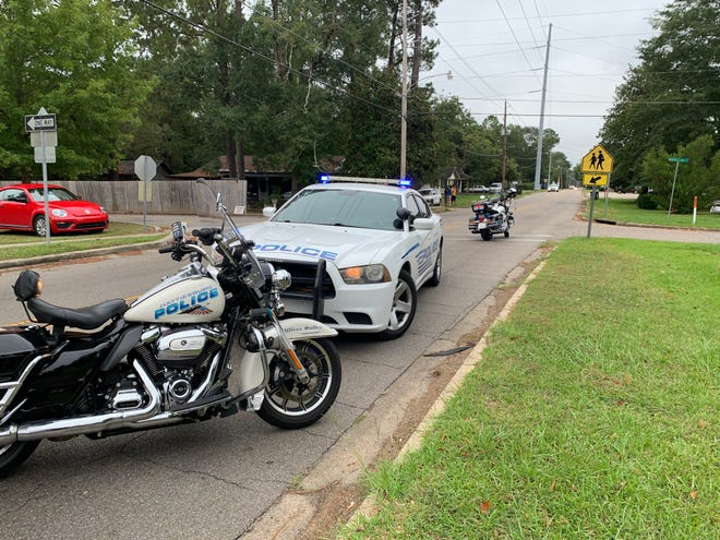 Hattiesburg police responded to a fatal traffic accident in the 2200 block of West Seventh Street around 7:30 a.m. Friday, Sept. 25, 2020.