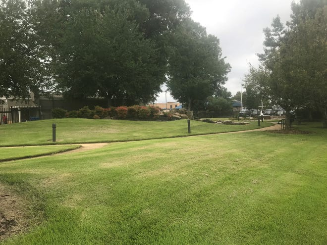 The Jackson-Madison County Library will celebrate a grand re-opening of Rotary Park on Wednesday. The park is adjacent to the main library location on E. Lafayette Street in Downtown Jackson.