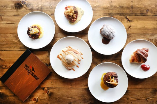 Lemon kouign amanns, cinnamon rolls, Pain au Chocolats, croissants and more at Raven & Lily where Chef Justin Young has started making French pastries for the menu at his Collierville restaurant.