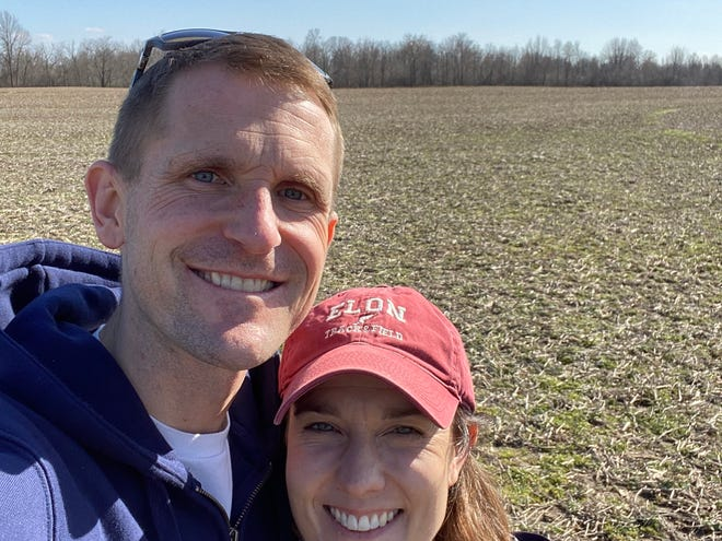 Jared and Catherine Rudolph plan to build Mission Academy, an independent, Catholic Montessori school for students in pre-k through grade 12, on a working farm near Johnstown.