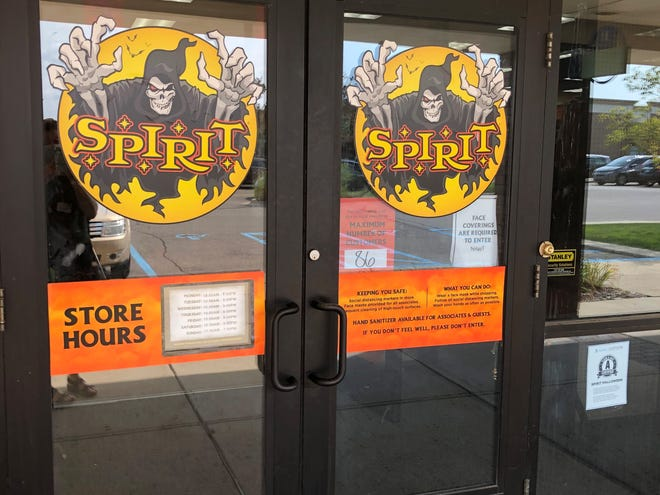 Spirit Halloween is not coming to San Angelo for this years spooky season.