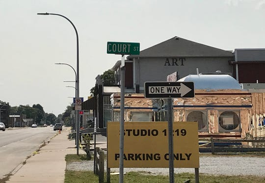 Art Studio 1219 is no longer on the space at 1219 Military St. in downtown Port Huron. The hub for artists is now called Foundry, named by local entrepreneur Carol Hall who is transforming the space.