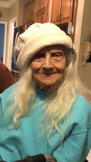 Veronica Kasper Jones was born on Sept. 27, 1917.
