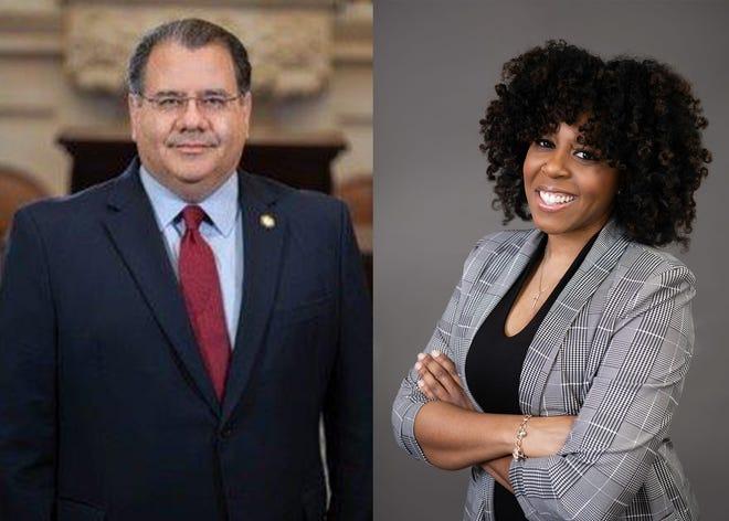 Ohio Sen. Tim Schaffer, R-Lancaster, faces Democratic opponent Christian Johnson on the November ballot.