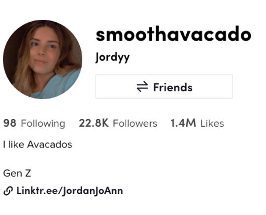Jordan Williams set her TikTok to private after one of her videos upset people on TikTok.