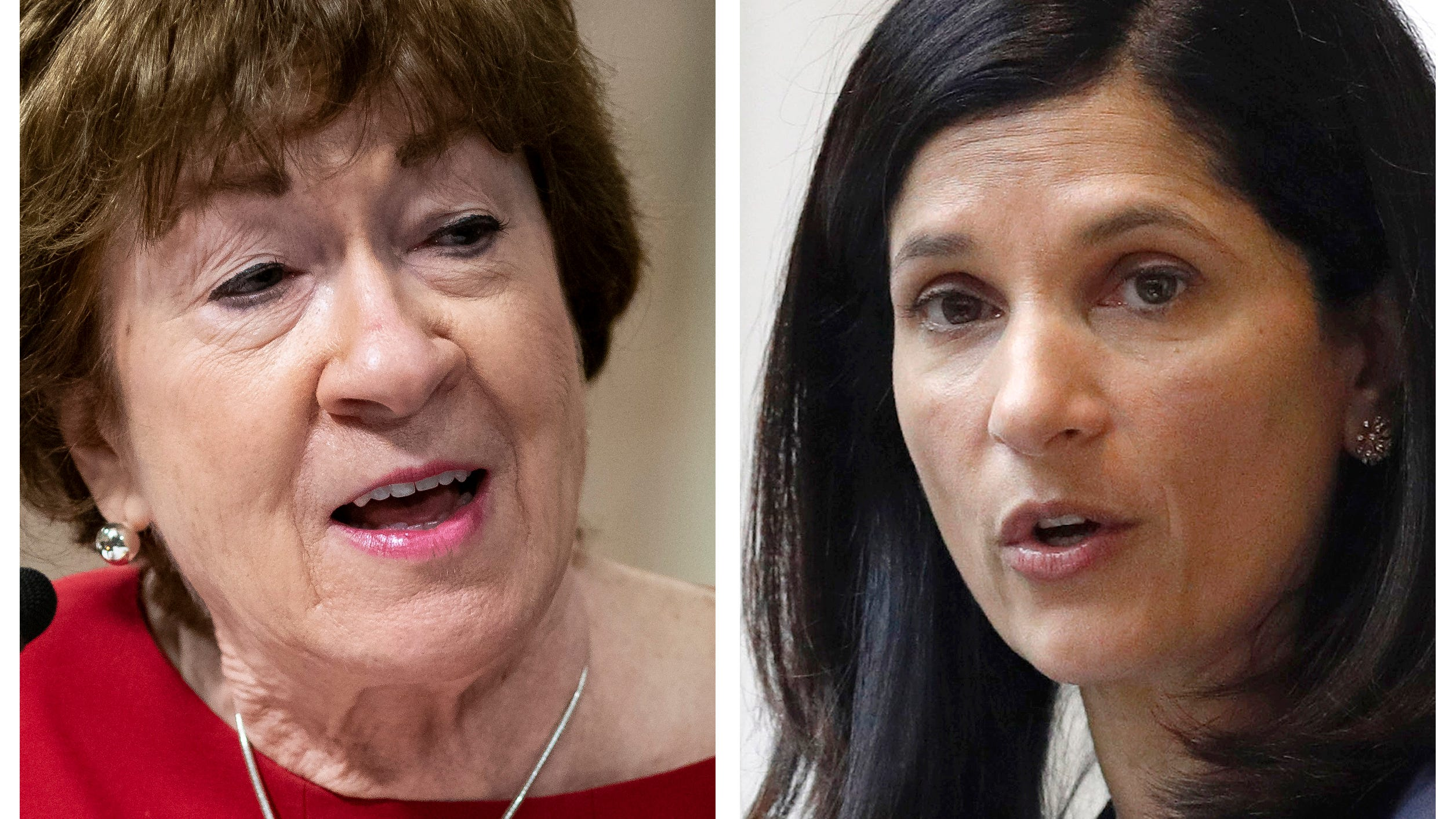 Poll: GOP Sen. Susan Collins lags in Maine, where voters overwhelmingly prefer a delay in filling RBG's seat