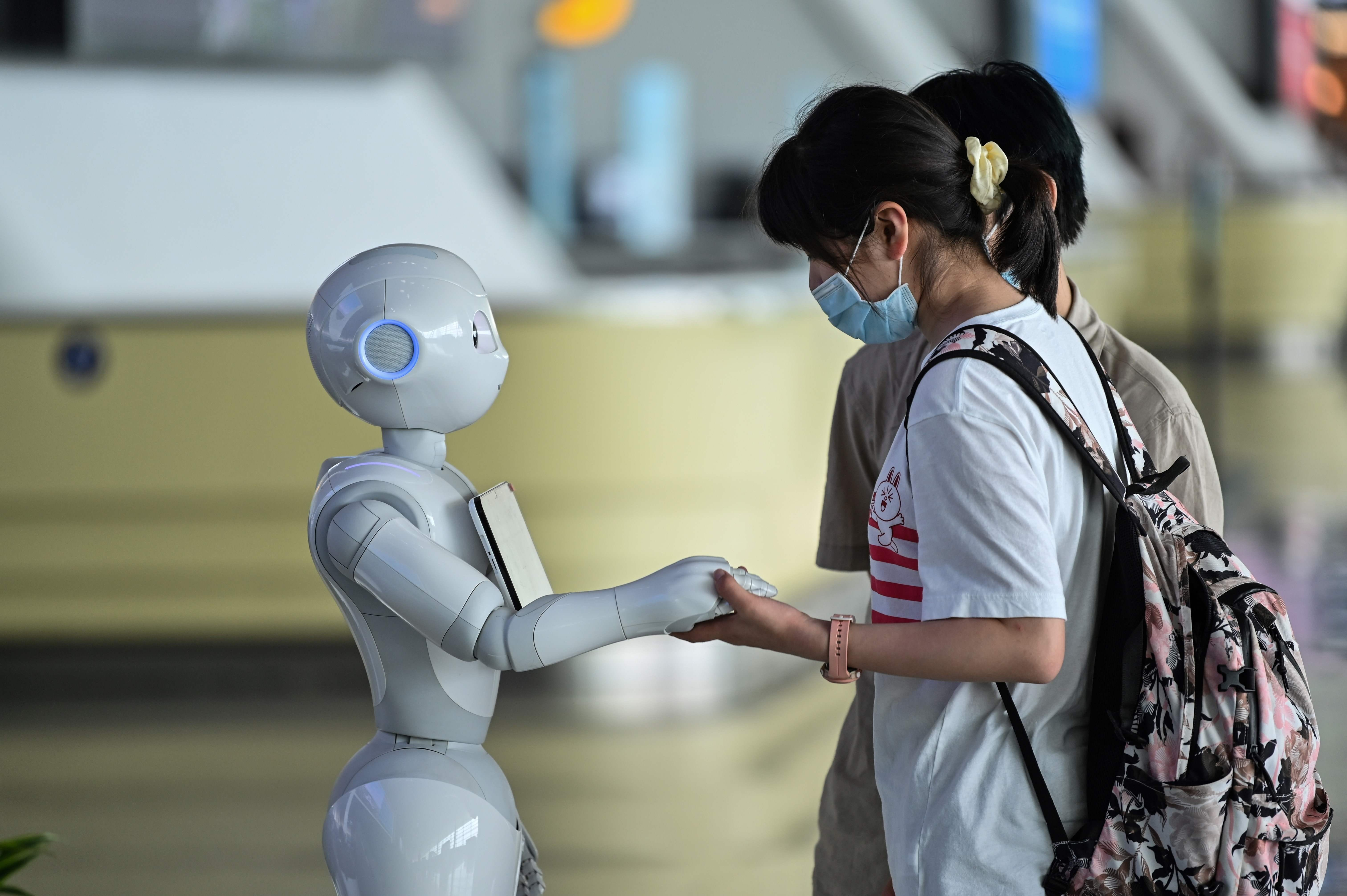 Airports compete for worried flyers with on-site COVID-19 testing, TSA appointments, cleaning robots