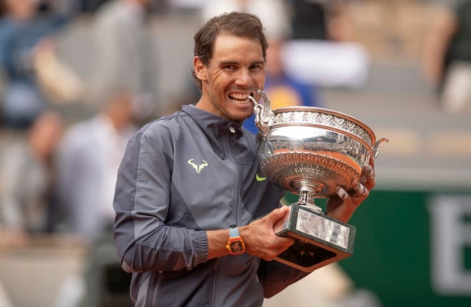 Rafael Nadal Seeks 13th French Open To Tie Roger Federer S 20 Slams