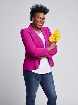 "Leslie Jones hosts ABC's ""Supermarket Sweep."""