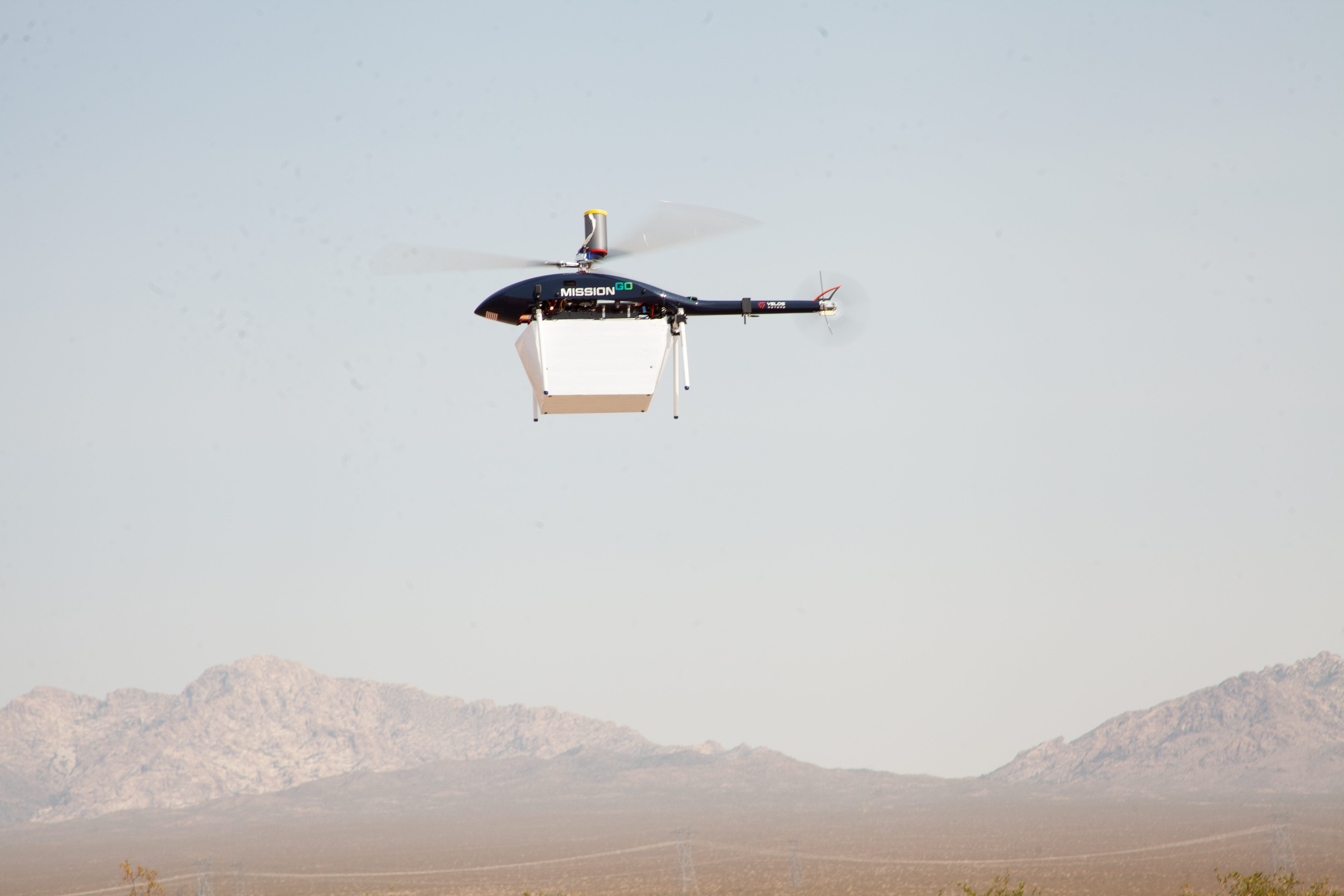 usatoday.com - Adrianna Rodriguez, USA TODAY - A drone carrying a human kidney flew over the Las Vegas desert. Experts say it's the future of organ transportation.