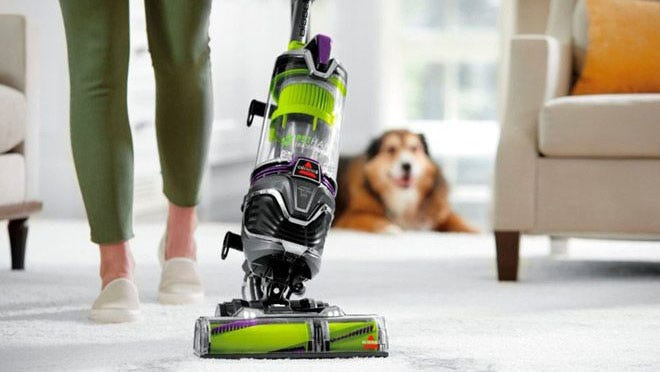 These on-sale Bissell vacuums will keep your floors looking tidy this fall.