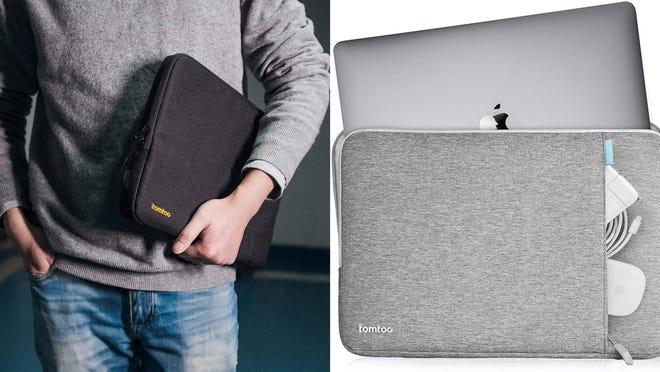 Los mejores regalos para los adolescentes varones: Tomtoc 360 Protective Laptop Sleeve
