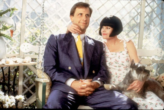 Jeff Daniels, left, and Melanie Griffith starred in Jonathan Demme's 1986 film, 'Something Wild.'
