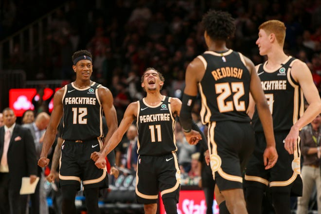 Trae Young wants to win in third year with Atlanta Hawks
