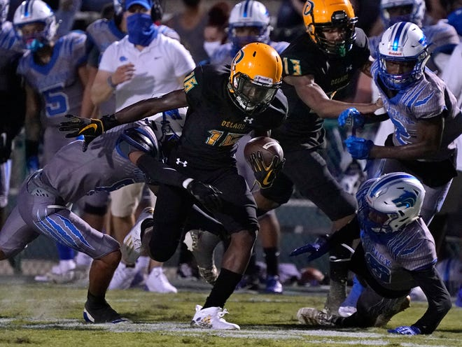 DeLand (2-0) will host Fort Lauderdale St. Thomas Aquinas, the nation's No. 3 ranked high school football team, on Oct. 30, according to athletic director Lance Jenkins.