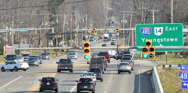 The city plans to spend more than $1 million on road paving and striping next year.