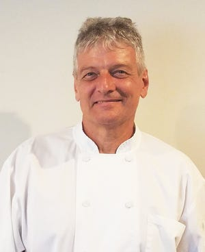 Chef Alain Krauss is the new executive chef at Cafe L'Europe. [Photo provided]