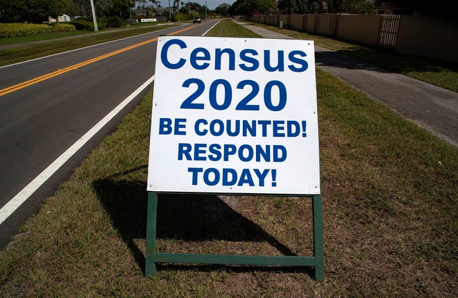 Palm Beach is one of the municipalities asking their residents to respond to the census.