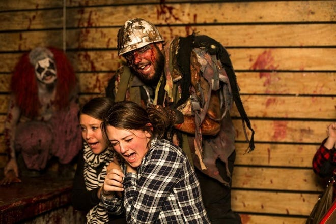 State officials are recommending against indoor haunted attractions this Halloween season. But several attractions plan to have a season with guidelines implemented.