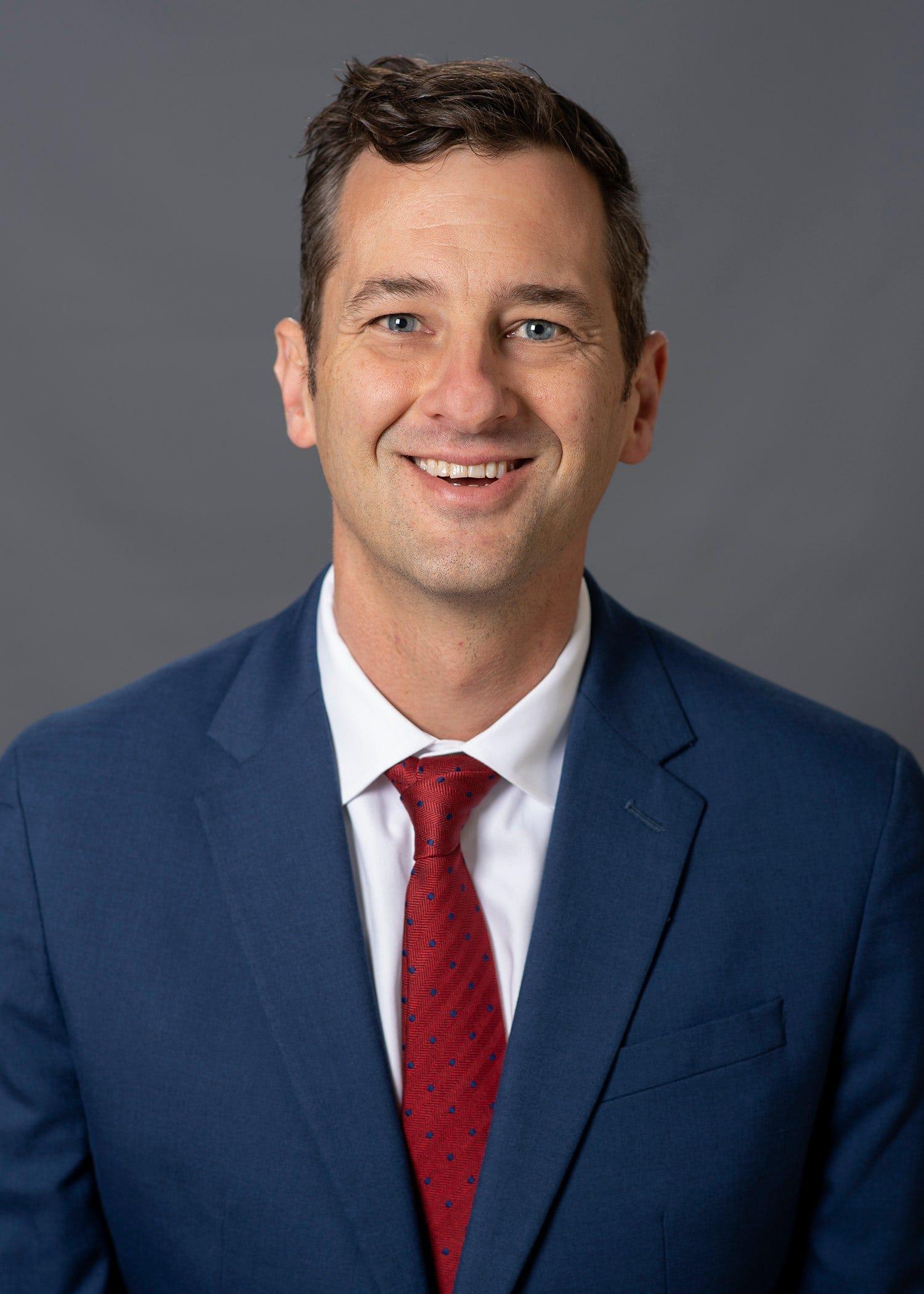 Political scientist Chris Cooper of Western Carolina University.