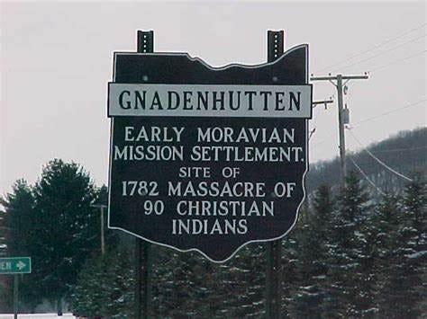 Gnadenhutten Village Council