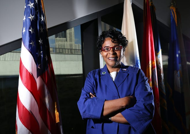 Regina Rembert is founder of BuyVet, a nonprofit organization that helps to publicize and promote veteran-owned businesses.
