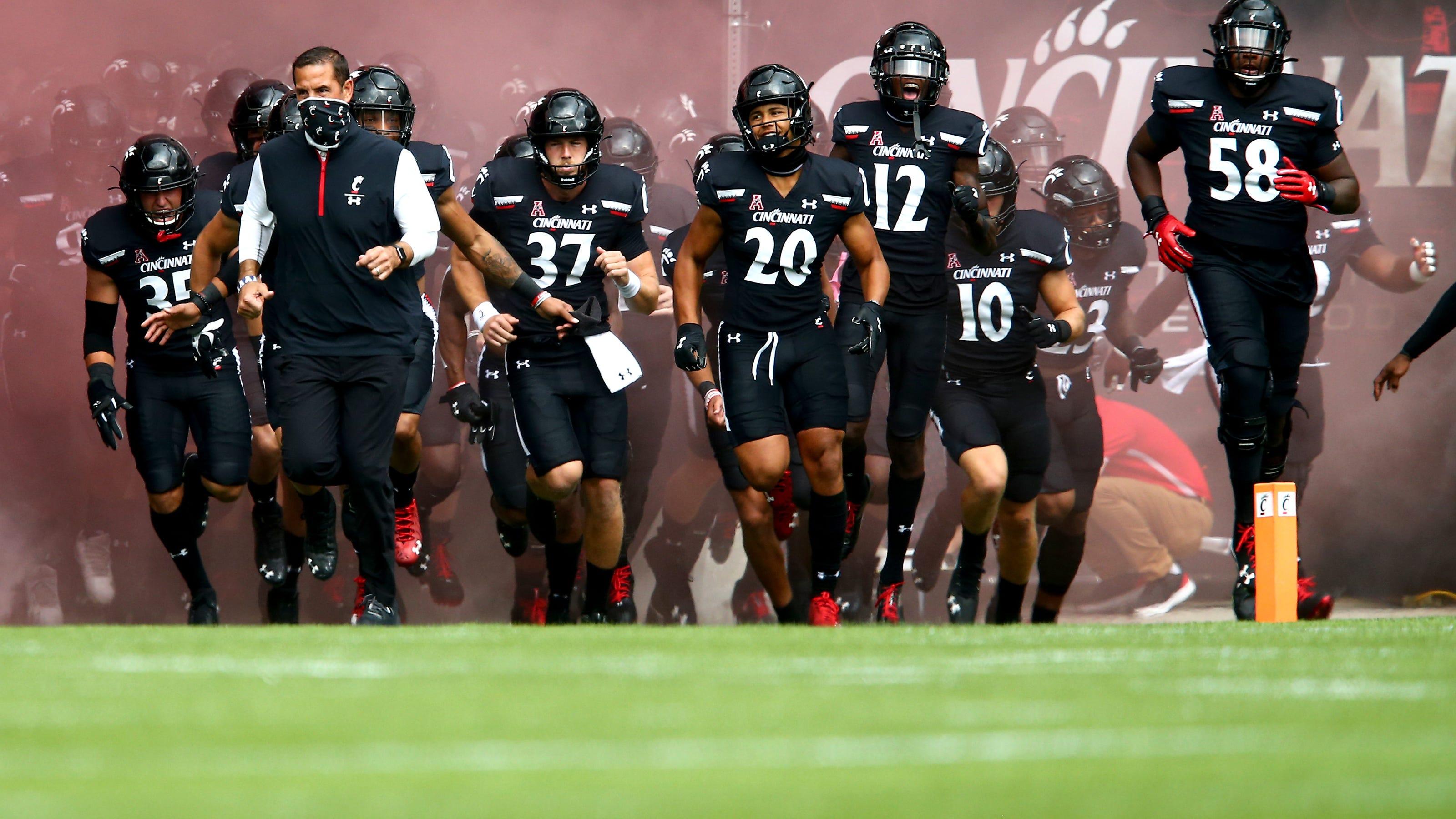 College football COVID-19 update: Cincinnati vs. Tulsa canceled