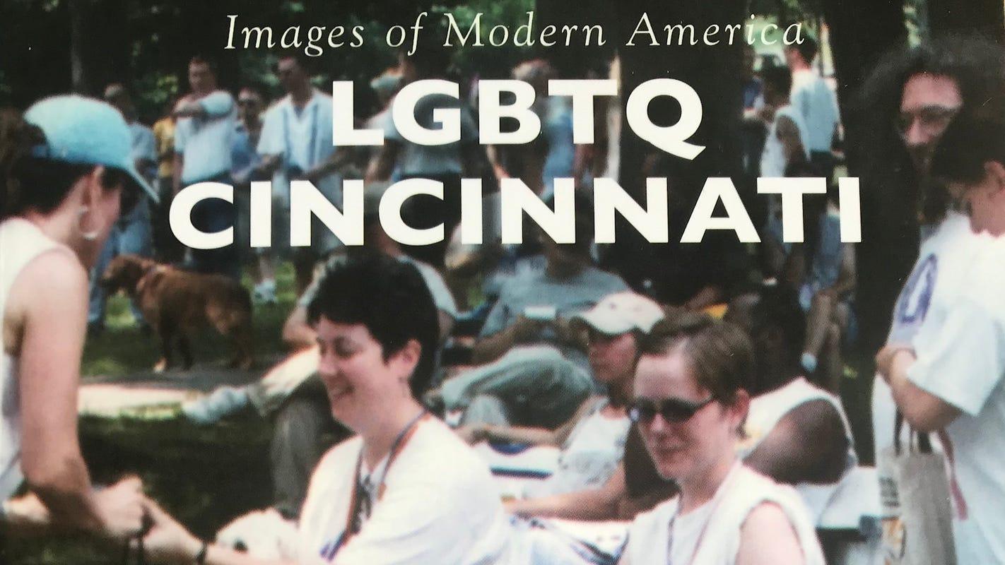 Our history: Book explores paradox of Cincinnati's LGBTQ history
