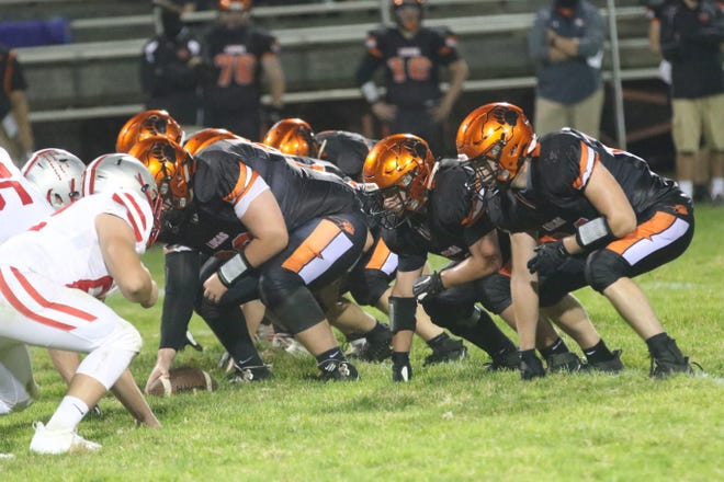 GALLERY: Lucas at Shelby Football