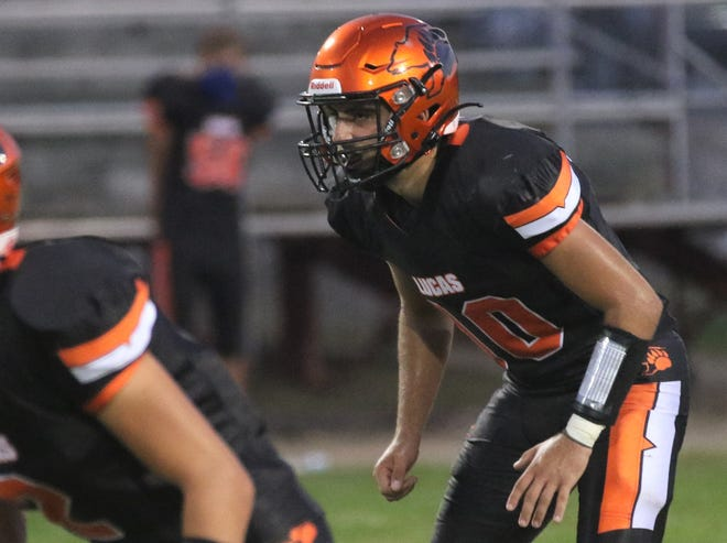 Lucas' Ethan Sauder will look to get the cubs back in the win column after suffering their first loss of the season in Week 5.