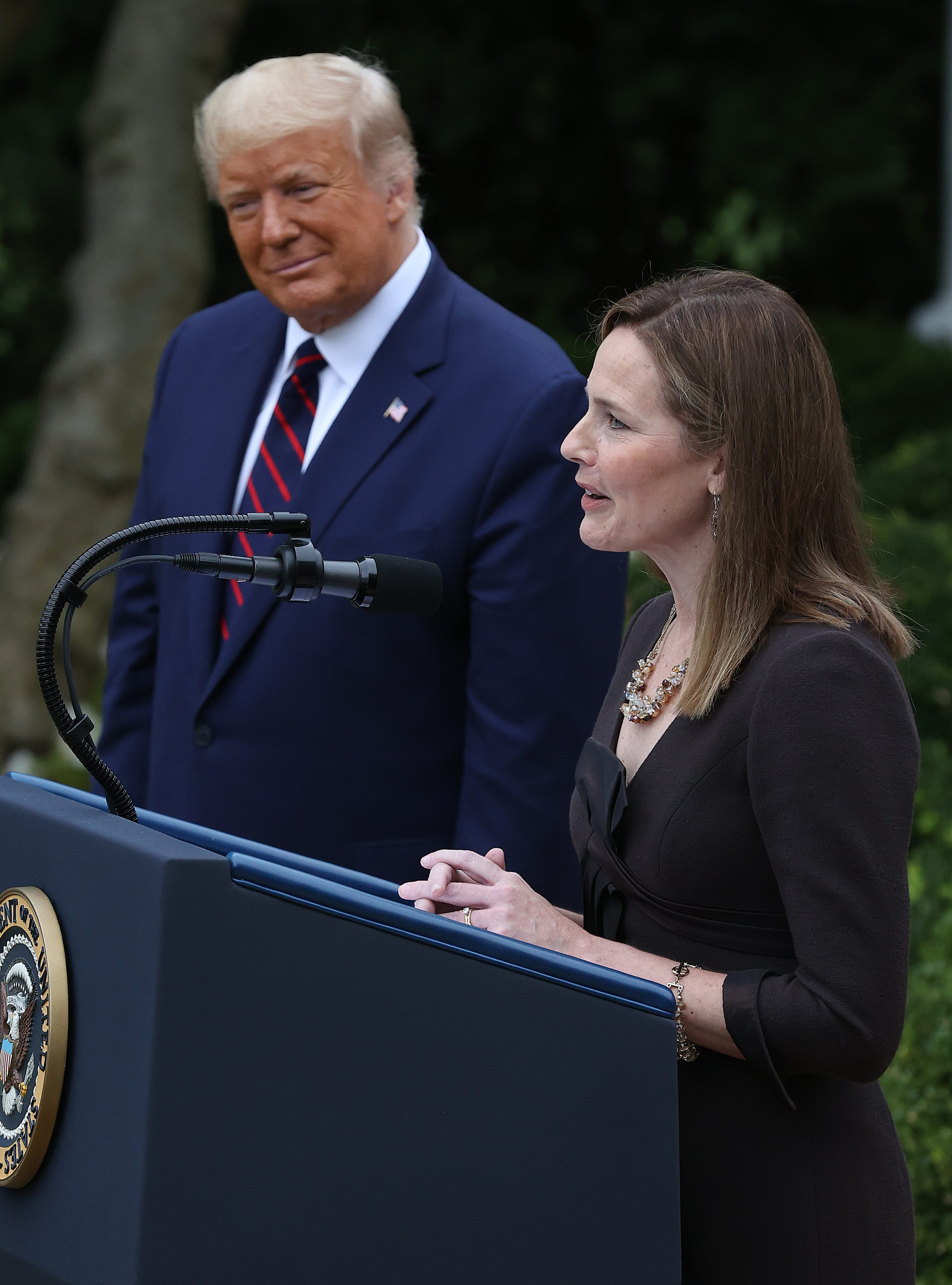 After Donald Trump nominates Amy Coney Barrett, Senate now must ask these questions