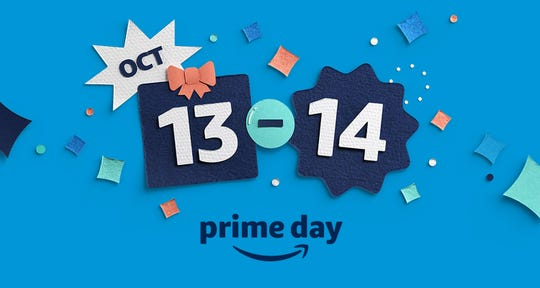 Amazon Prime Day 2020 is Oct. 13-14.
