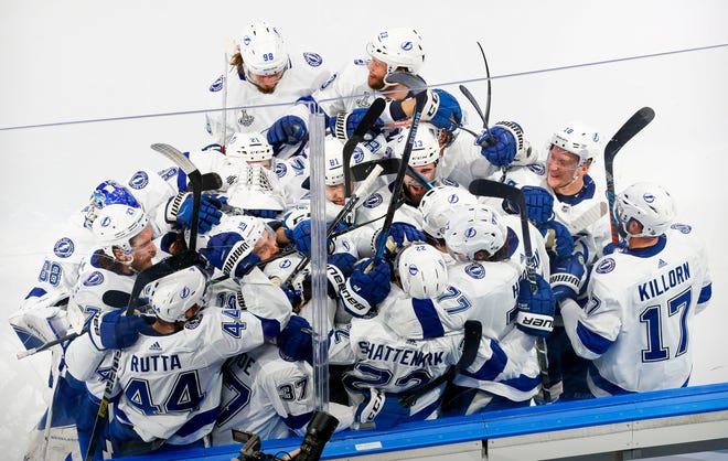 Nhl Playoffs Stanley Cup Finals Lightning Can Clinch Against Stars