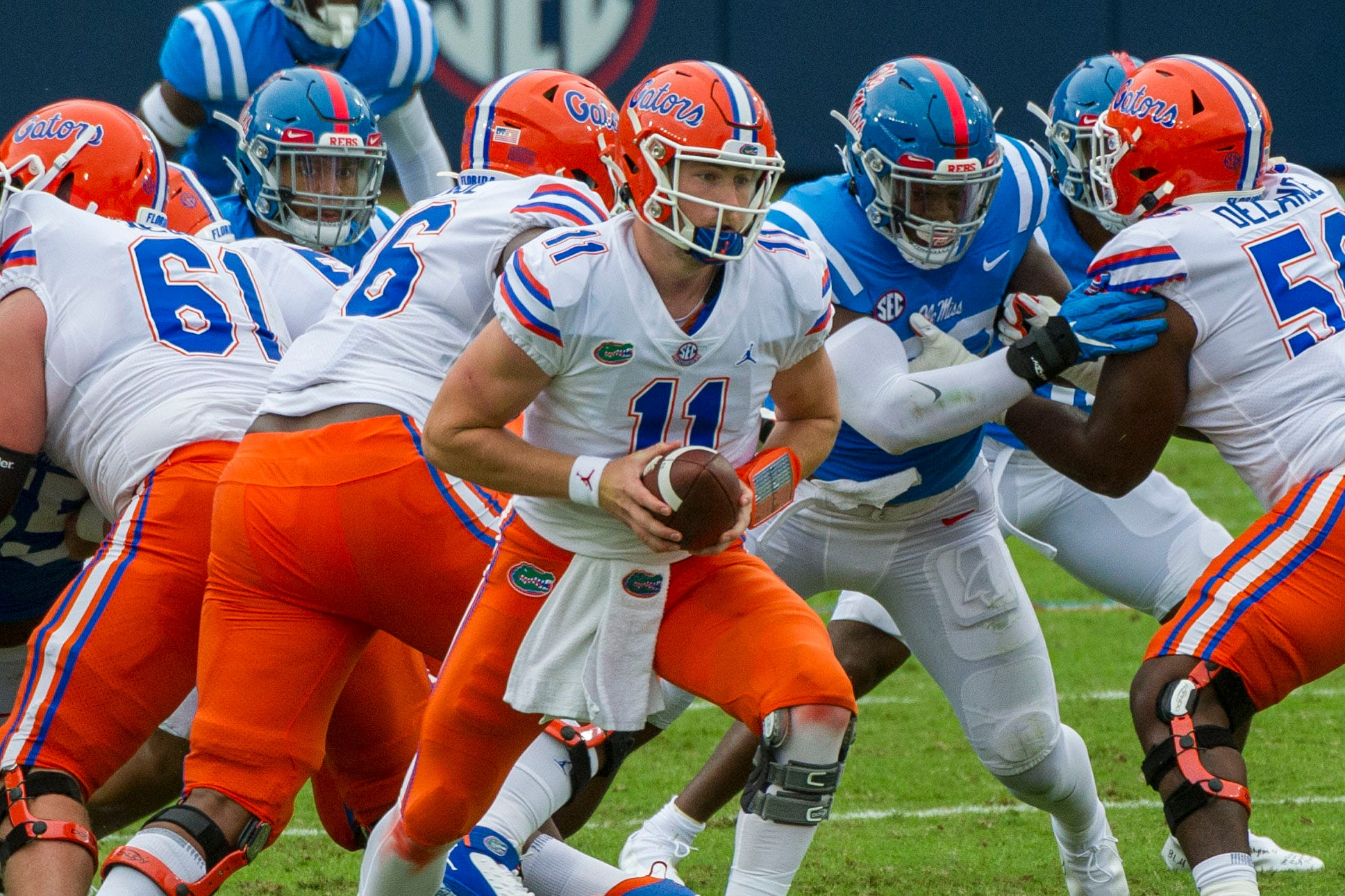 Florida-LSU game set for Saturday is postponed due to COVID-19 concerns