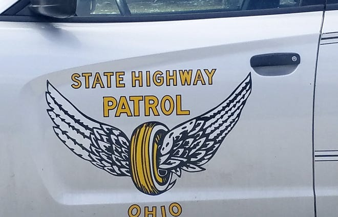 According to the State Highway Patrol, the crash happened around 8:25 p.m. Monday on Route 40 in Etna Township.