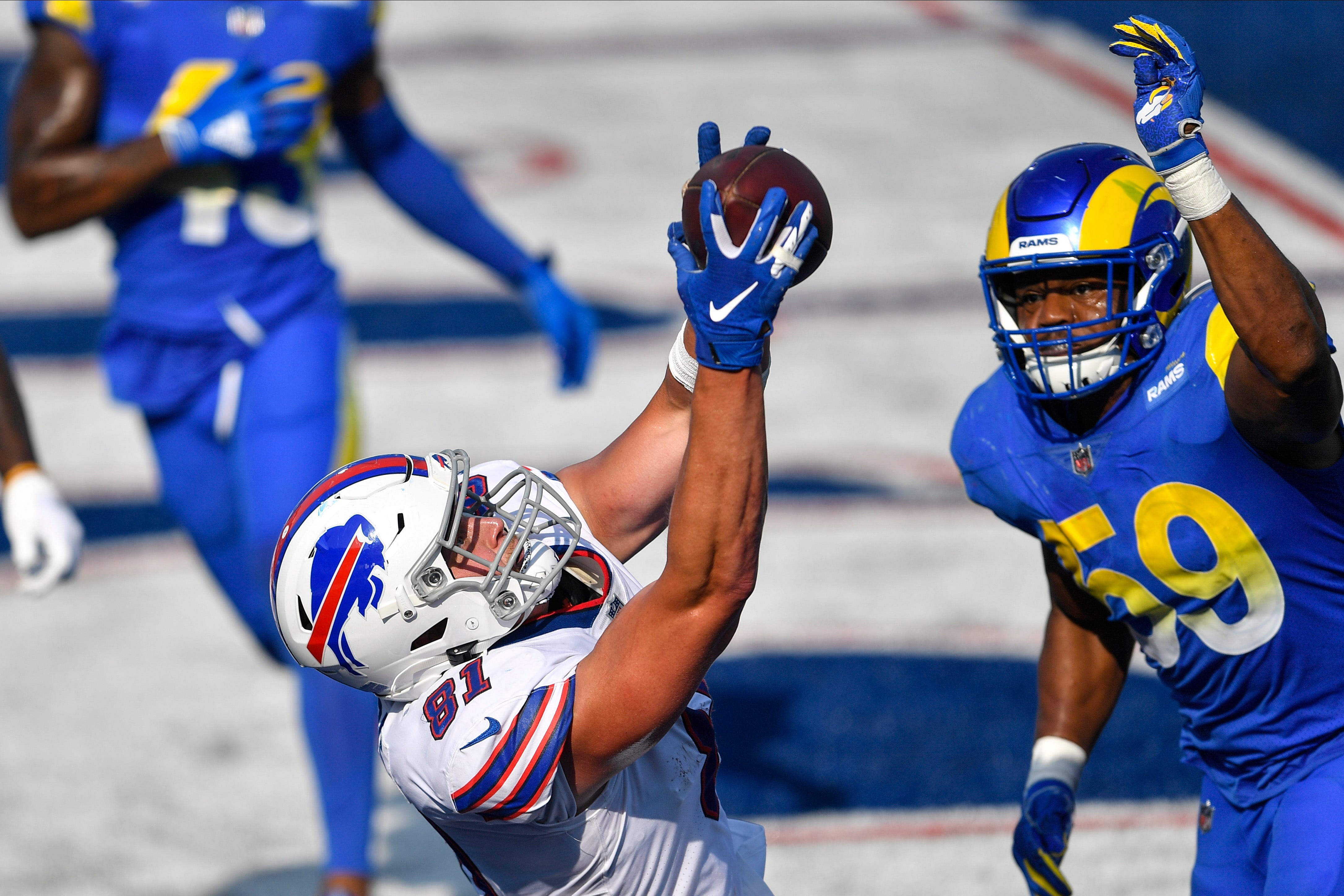 NY Jets sign Tyler Kroft, former Rutgers, Bills TE; 3 things to know