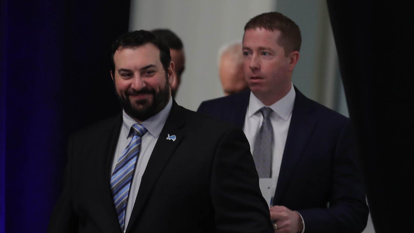 Ex-Detroit Lions coach Matt Patricia makes Patriots pick on TV during 2021 NFL draft