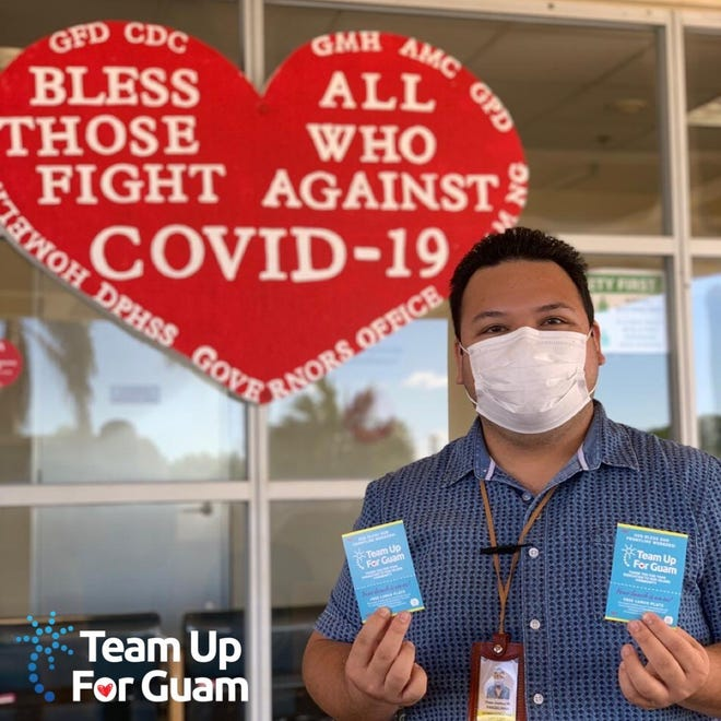 GTA's Team Up for Guam effort is reactivating to support the workers at Guam Memorial Hospital.
