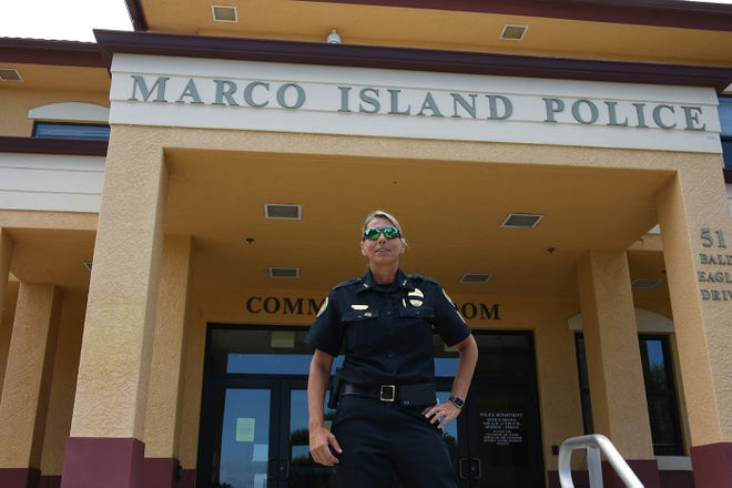 MIPD Chief Tracy Frazzano has reached the one-year mark since coming to the department.