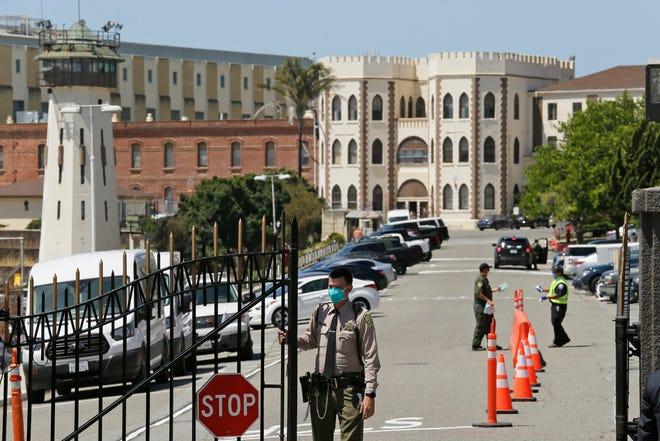 La prisión estatal de San Quentin