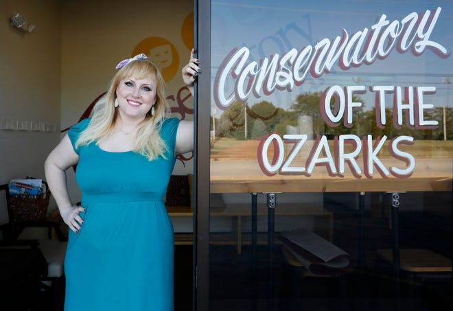 Heather Leverich, founder of the Conservatory of the Ozarks, said she will be able to stay open through the end of 2020.