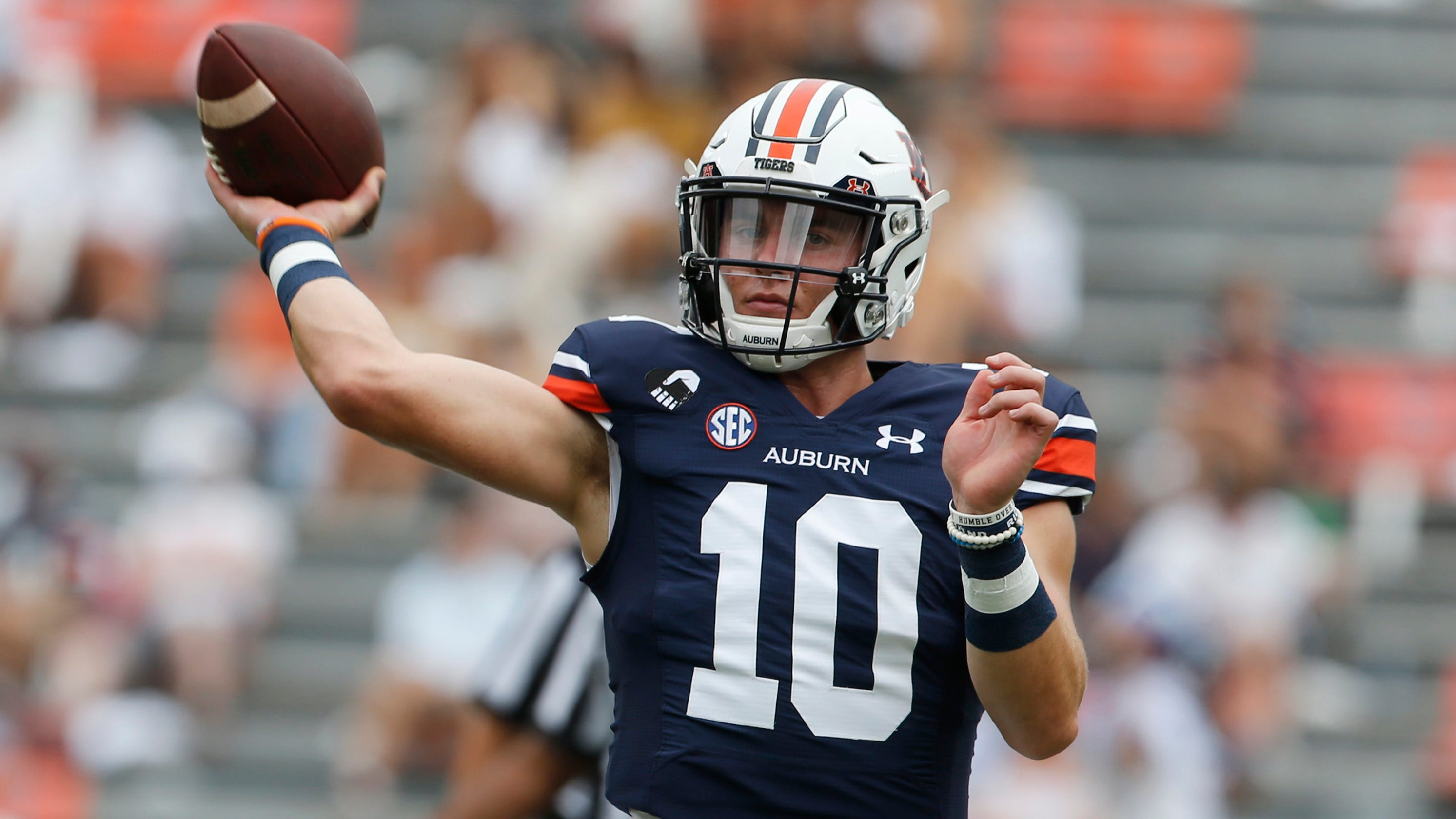 Ranking the SEC teams after Week 6 of the college football season