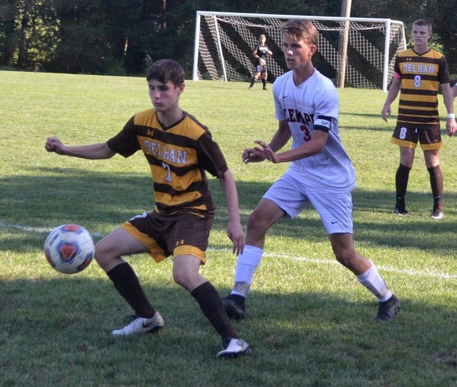 Delran senior captain Chris Siemien