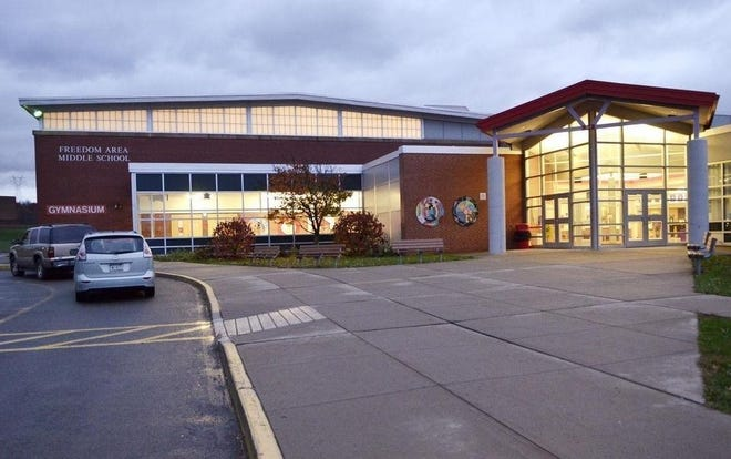 Freedom Area Middle School
