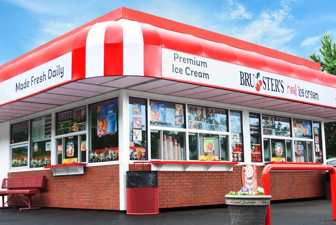 Bruster's Real Ice Cream, headquartered in Bridgewater, raised more than $44,000 to help needy families.