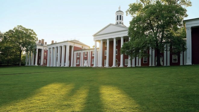 Case Anthony Rohrbacher, of Wilmington, was named to the president's list for the recently ended academic year at Washington and Lee University in Lexington, Virginia.