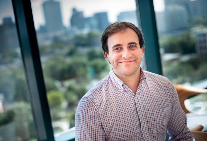 Clay McLeod helps lead the cloud technology team at St. Jude Children's Research Hospital in Memphis, Tennessee.