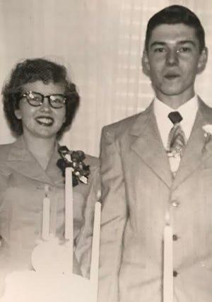 Jimmy and Darlene Moyner