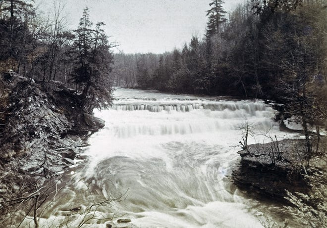 "Originally, the Cuyahoga River coursed through a series of waterfalls called ""Big Falls,"" which were a local attraction. They will likely return with the removal of Gorge Dam."