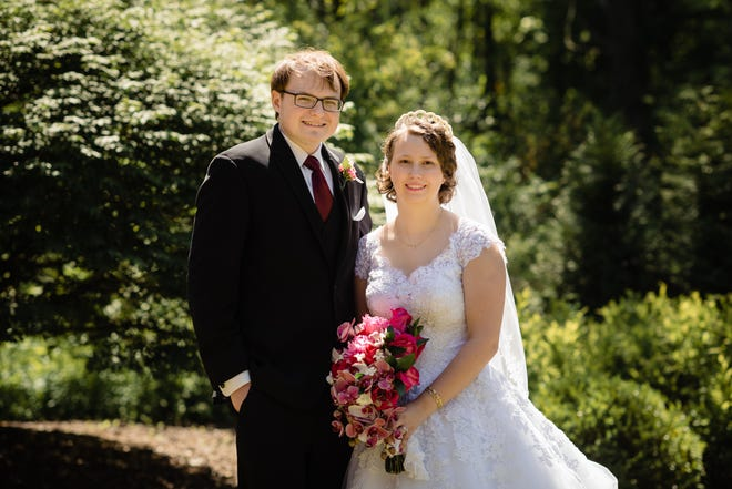 Mr. and Mrs. Alex Johnson